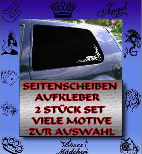 Aufkleber Auto Seitenscheibe by Auto Aufkleber Seitenscheiben Tuning Jdm Dekor