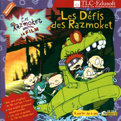 god of war le film en francais les razmoket le film les d 233 fis des razmoket sur pc