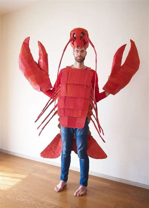 sea costumes  halloween lobster costume