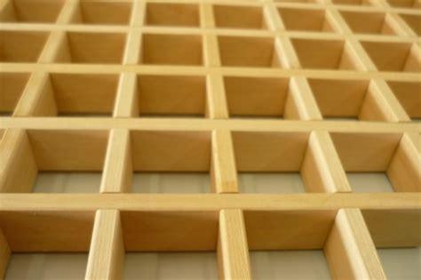 griglie in legno per interni bricomm aste con tacca listelli fresati grigliati in legno