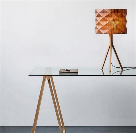 Handmade Lighting Design - handmade veneer lighting design by ariel zuckerman