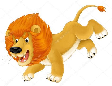 imagenes de leones para ni os dibujos animados de animales ilustraci 243 n de le 243 n
