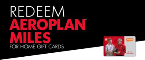 How To Redeem Aeroplan Points For Gift Cards - redeem aeroplan miles