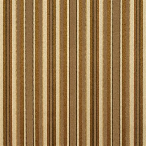 striped upholstery fabric u0230a gold and brown shiny thin striped silk satin look