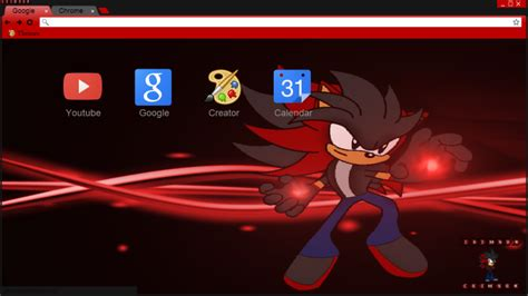 theme google chrome red google chrome crimson theme by red flashth18 on deviantart