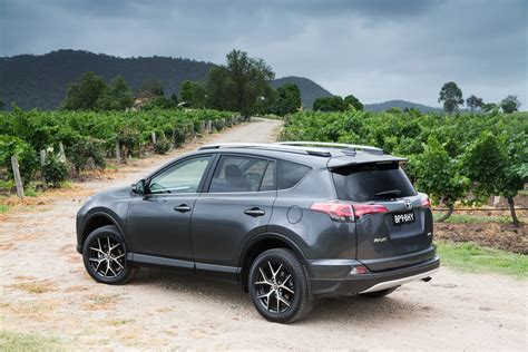 Toyota Rav4 Length 2016 Toyota Rav4 Pricing And Specifications Photos 1 Of 14