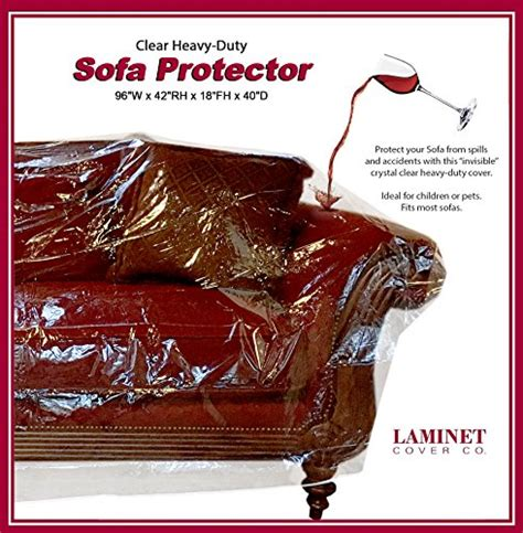 clear plastic l shade covers compare price clear plastic sofa covers on