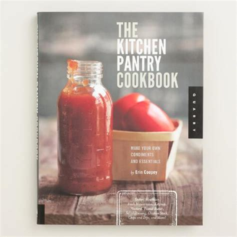 The Kitchen Pantry Cookbook by Quot The Kitchen Pantry Cookbook Quot World Market