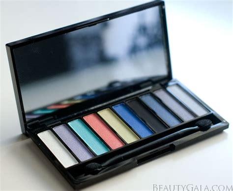 Eyeshadow City Color 2012 drugstore release city color cosmetics eyeshadow palette in multi flash