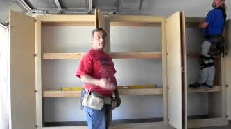 pdf diy build your own garage cabinets build