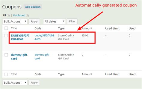 Sell Gift Card Codes - steps to sell fixed denomination gift cards in jigoshop store apps