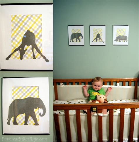 Diy Nursery Decorating Ideas Home In Real