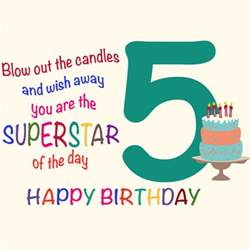 fantastic five year old free for kids ecards greeting
