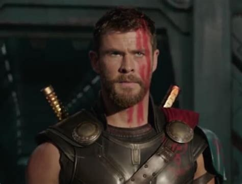 thor movie franchise thor ragnarok trailer chris hemsworth records views