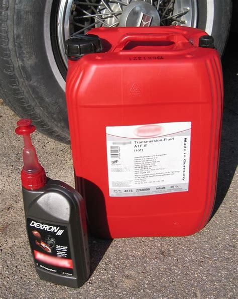what color should transmission fluid be automatic transmission fluid