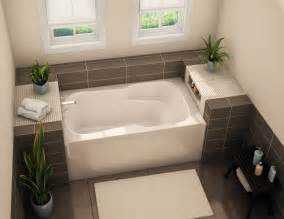 alcove bathtubs sba alcove bathtub aker by maax
