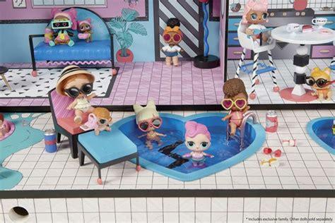 lol surprise doll house guide  surprises dolls
