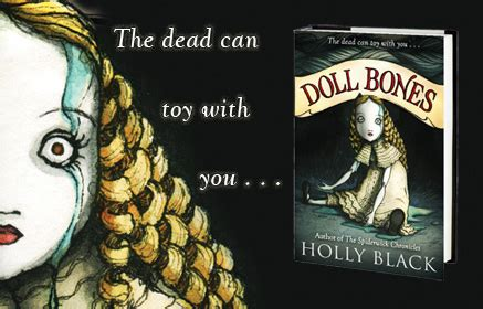doll bones new fiction review doll bones by holly black gliterature