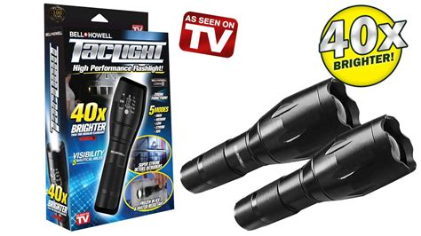 bell and howell tac light flashlight tac light brand developers tv shop