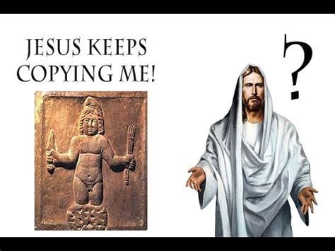 So Bpk Christian mithra s vs jesus