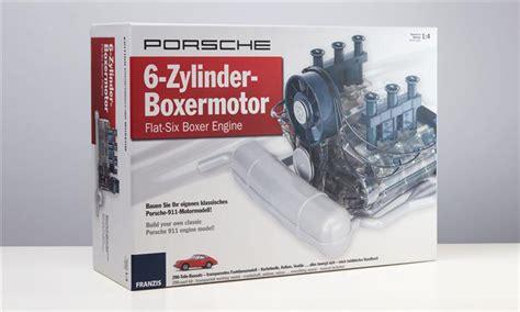 Porsche 5 Zylinder by Porsche 6 Zylinder Boxermotor Baukasten Historische