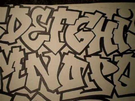 graffiti alphabet  youtube