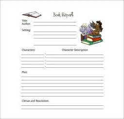 easy book report template doc 680880 simple book report forms printable book doc 680880 printable book report forms printable book