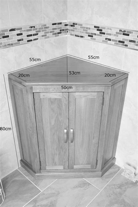 free standing corner bathroom cabinets bathroom vanity unit free standing oak corner cabinet