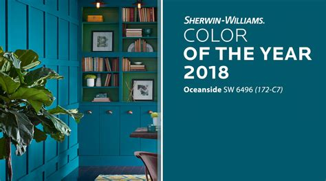 sherwin williams oceanside 2018 color of the year 92 sherwin williams smokey blue bedroom style gorgeous