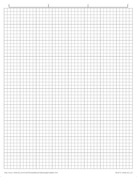 ms word graph paper graph paper template microsoft word templates
