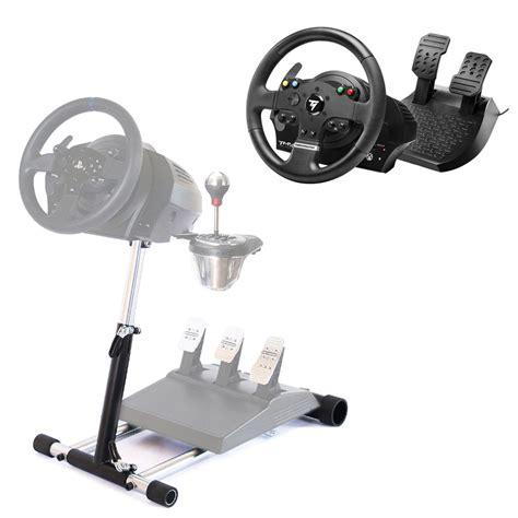volante pc feedback thrustmaster tmx feedback wheel stand pro v2