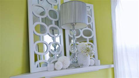 decorar espejos con flores decorar con espejos hogarmania