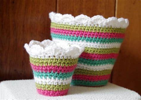 pattern of flower pot crochet flower pot pattern free pakbit for