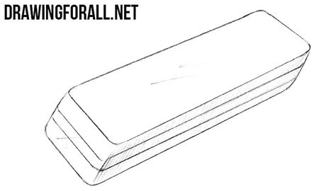 How To Draw An Eraser how to draw an eraser drawingforall net