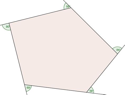 Interior Angles Of A Polygon by Sola Ratio