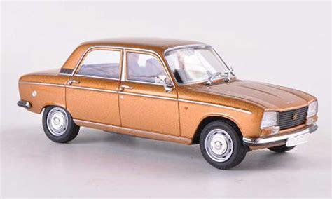 gold peugeot peugeot 304 gold 1972 minichs modellauto 1 43 kaufen