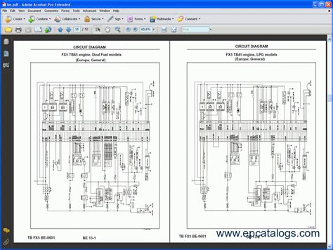 nissan 50 forklift manual nissan forklift service manuals 2009 repair manual