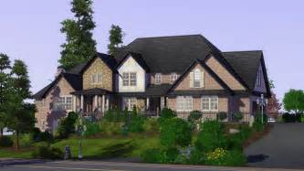 4 family homes mod the sims the legacy home
