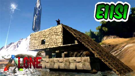 ark boat build limit ark survival evolved taming raft argentavis dual
