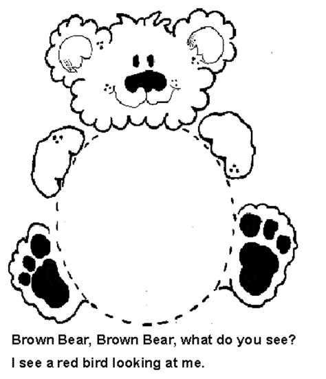 what pattern do you see when raising a power to a power brown bear