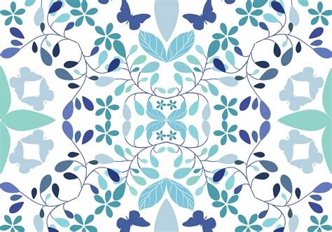floral pattern vector background seamless floral pattern background download free vector