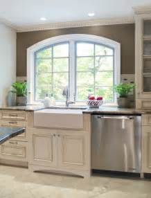apron style kitchen sinks apron front sink on the level