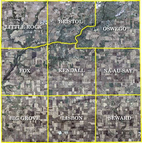 Kendall County Circuit Court Search Geographic Information Systems Elected Township Officials