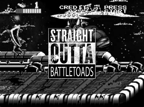 Battletoads Meme - the straight outta compton meme generator is a slick