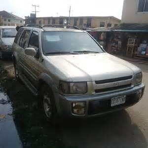 Infiniti Qx4 2000 Registered Infiniti Qx4 2000 N580 000 00 Autos Nigeria