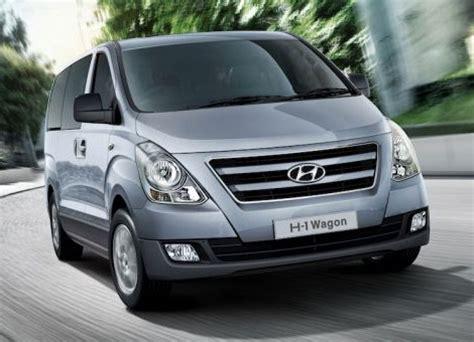 hyundai h1 price hyundai h1 h1 multicab 2018 price specs fuel