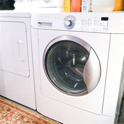 front load washer cleaner how to clean your front loading washing machine popsugar smart living