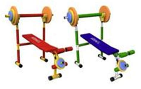 kids toy weight bench kid s fitness toy taizhou baolingdeng kids fitness co ltd