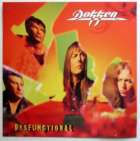 20 Dysfunctional Songs by Dokken Dysfunctional Thingery Previews Postviews