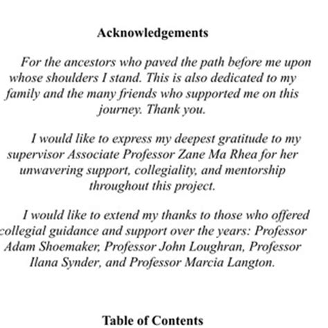 thesis acknowledgement for husband who did you dedicate your phd thesis to share your